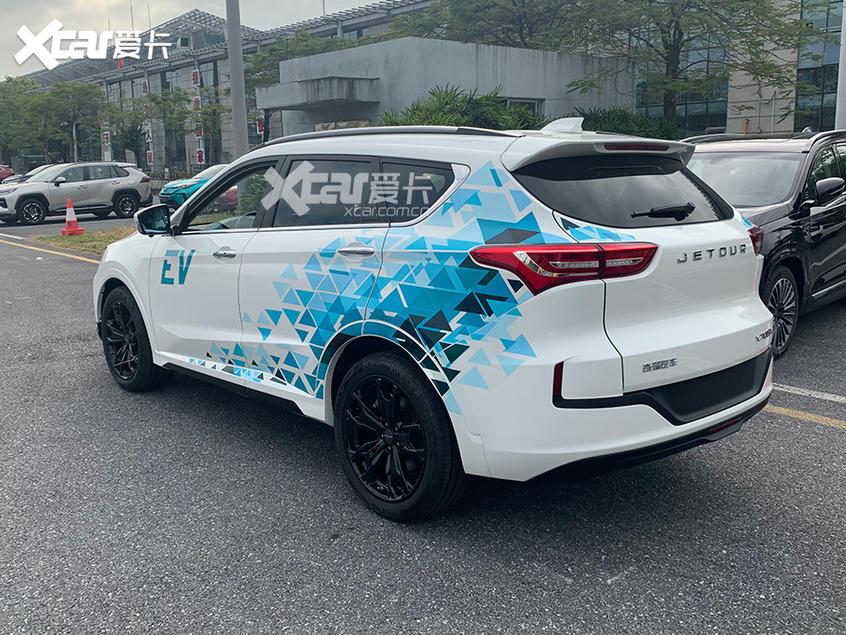 新款捷途X70S EV