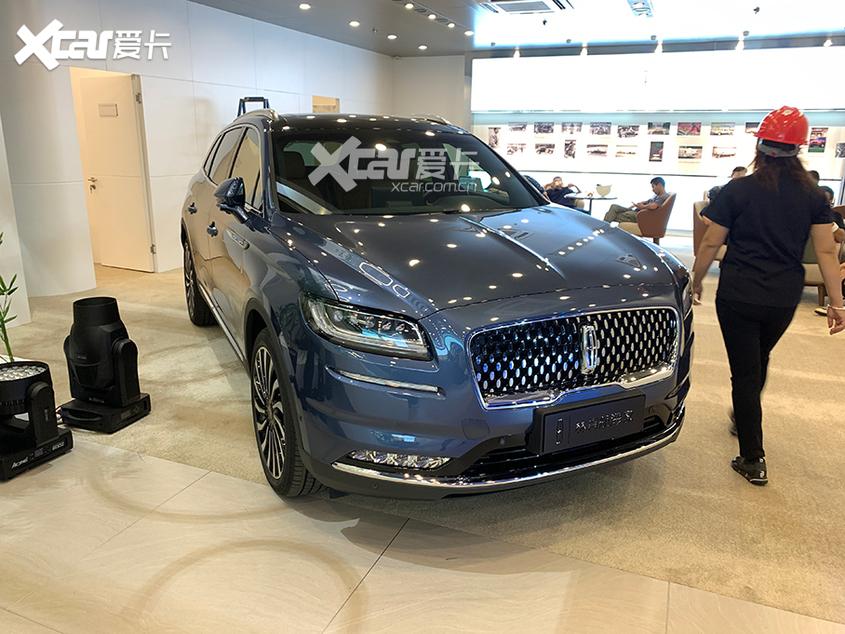 2020广州车展探馆:国产林肯航海家曝光