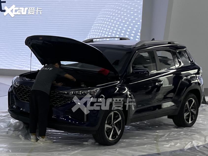 广州车展探馆:新北京现代ix35抢先看