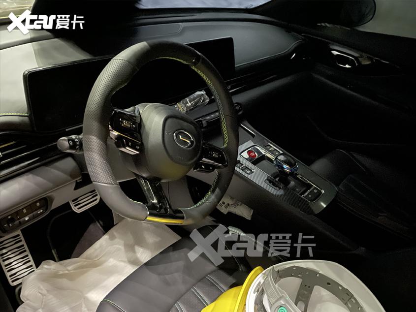 广州车展探馆:广汽传祺EMPOWER55曝光