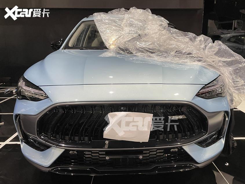 广州车展探馆:名爵MG领航PHEV版实车
