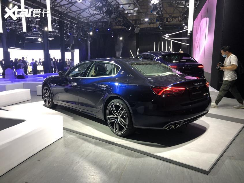 2020广州车展:新玛莎拉蒂总裁正式发布