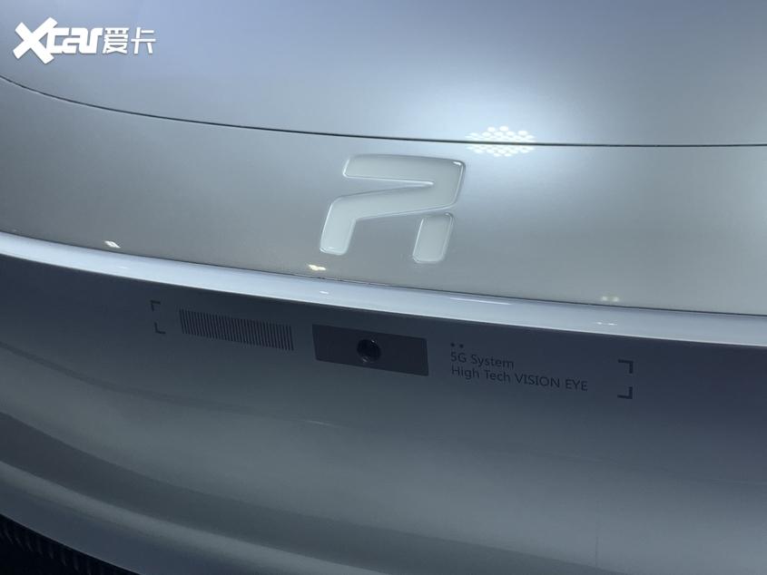 广州车展 :上汽R汽车极光号正式亮相