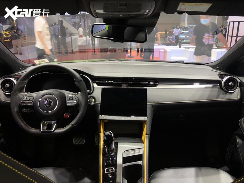 广州车展:MG6数字曼巴限量特别版上市
