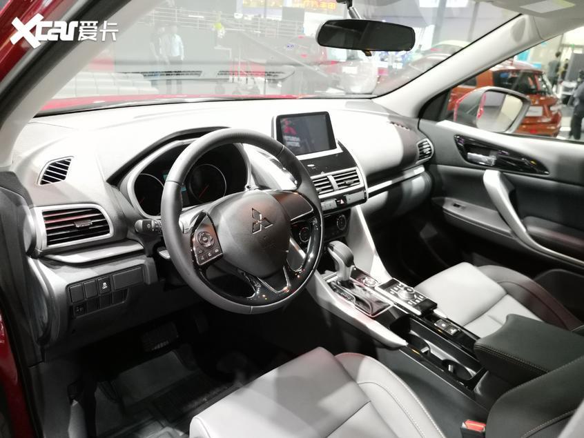 广州车展:2021款广汽三菱奕歌正式上市