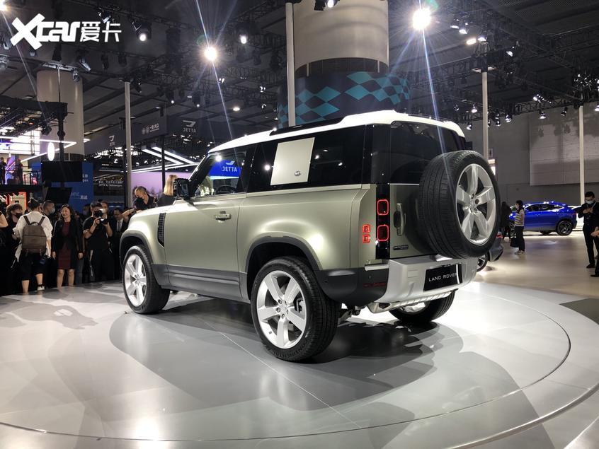 2020广州车展:全新路虎卫士90亚洲首秀
