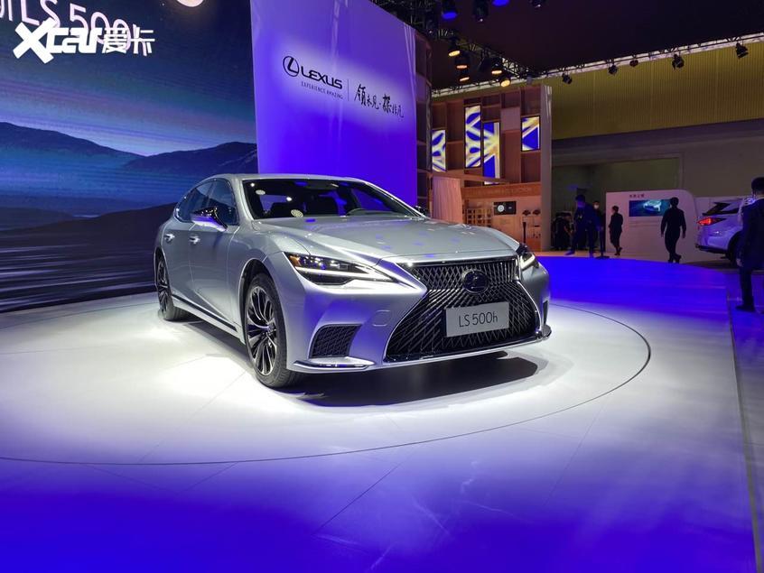 2020广州车展:新款雷克萨斯LS正式上市