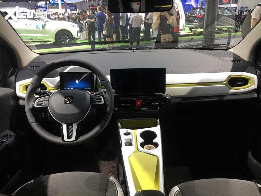 广州车展:思皓E10X车型正式首发亮相