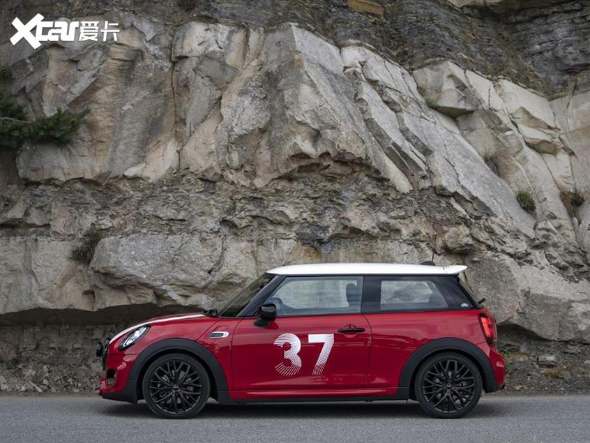 广州车展:MINI叄柒号纪念版正式上市