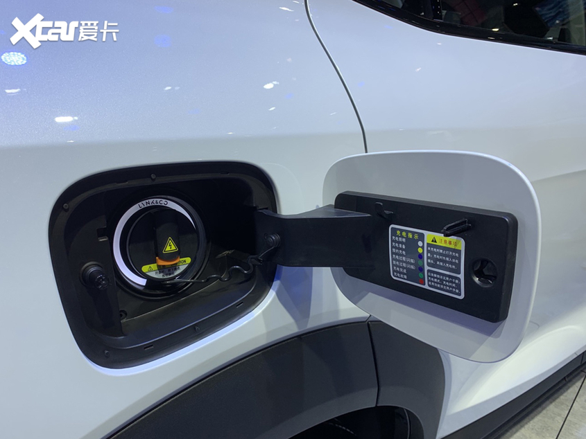 广州车展:领克06 PHEV亮相/售15.86万
