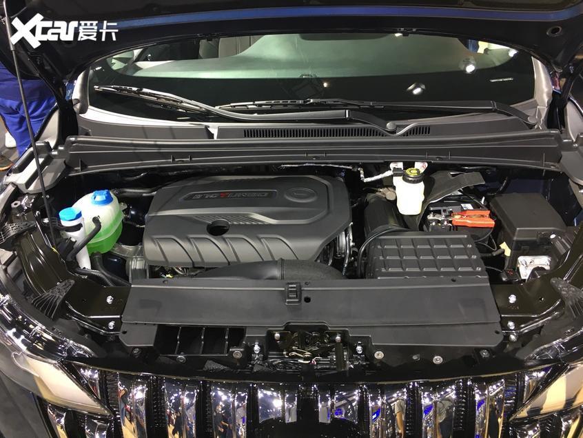 广州车展:广汽传祺M6大师版首次亮相