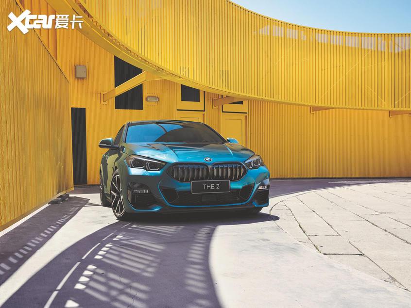 宝马2系四门轿跑将于广州车展启动预售
