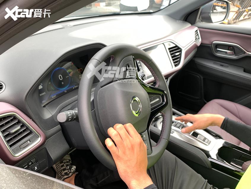 广州车展探馆:东风本田M-NV实拍图曝光