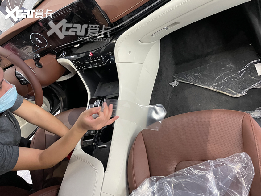 广州车展探馆:北京现代全新名图实拍