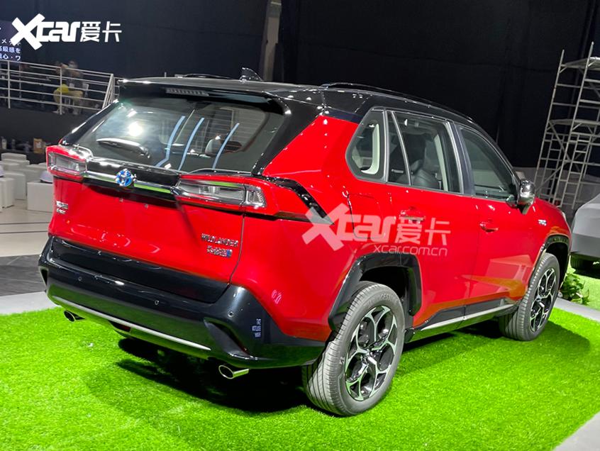 2020广州车展探馆:威兰达高性能版实拍