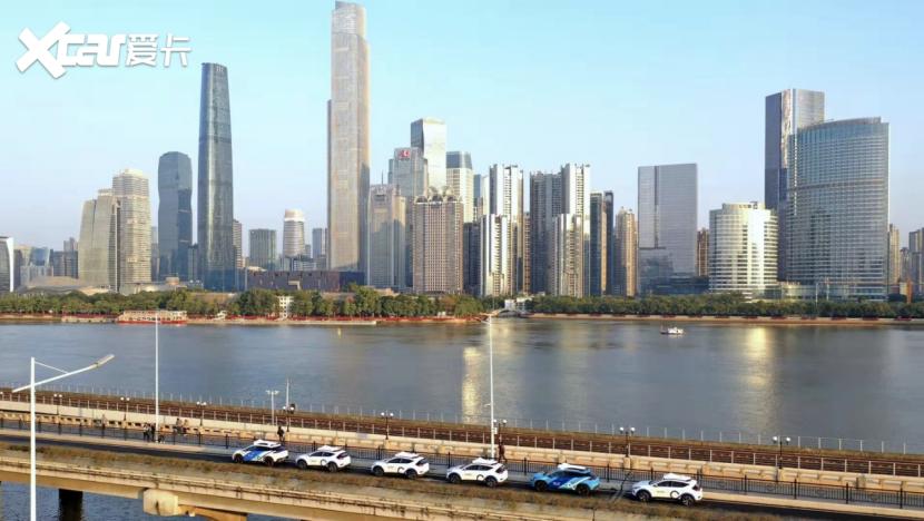 广州市/百度合作升级 推动智慧交通落地