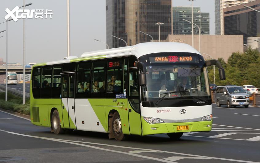 京冀公交线路