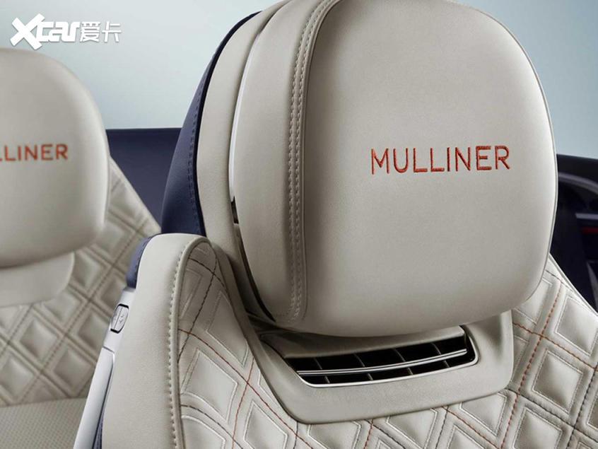 欧陆GT Mulliner敞篷版
