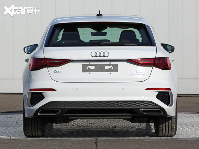 国产全新奥迪A3 Sportback