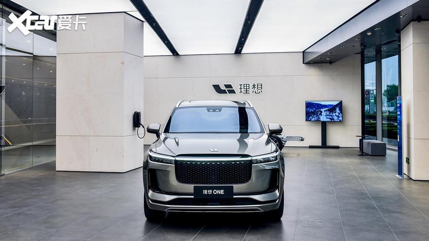 理想汽车登陆纳斯达克市值近百亿美金