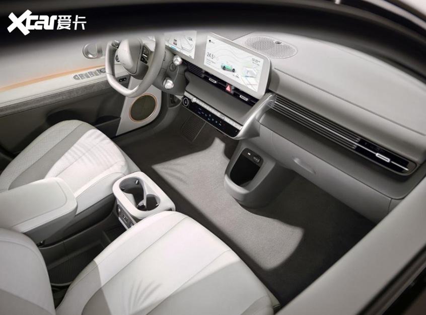 现代IONIQ 5将4月亮相上海车展 最大续航600km