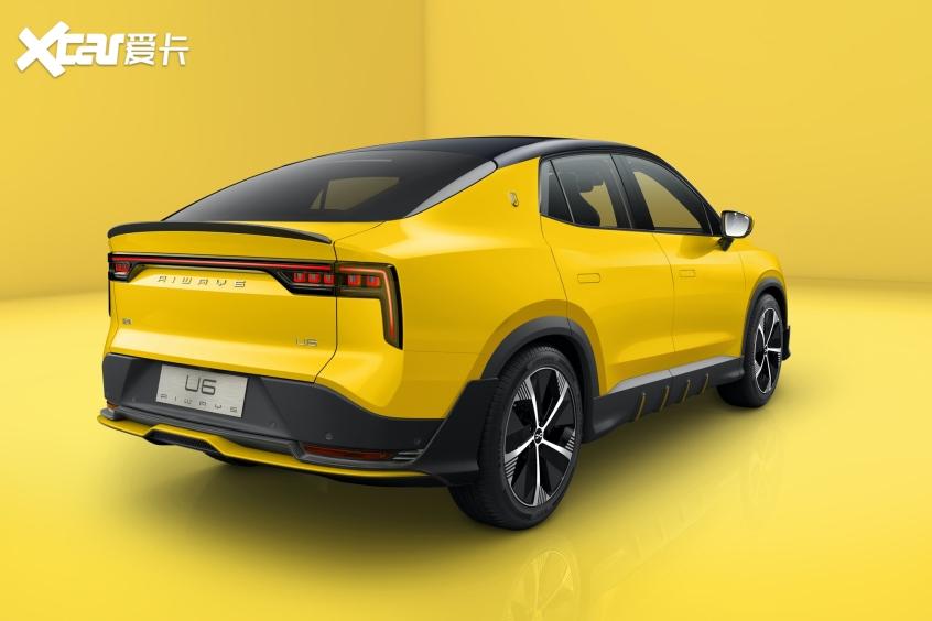 爱驰U6量产版官图发布 将今年年内交付