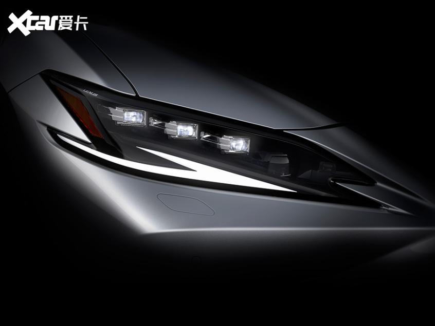雷克萨斯新ES将上海车展首发