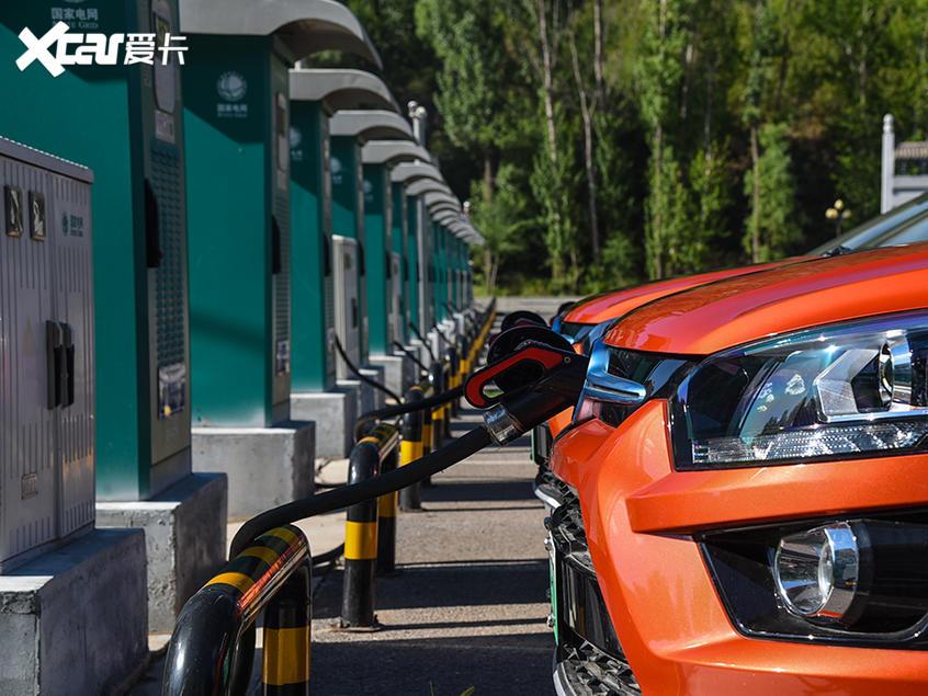北京充电桩大数据
