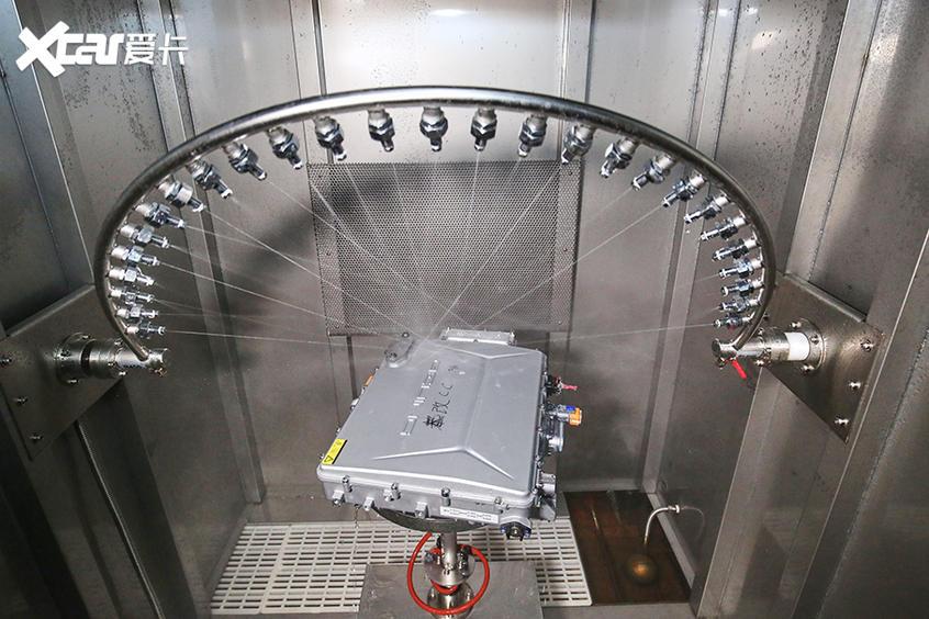 BEIJING汽车三电技术