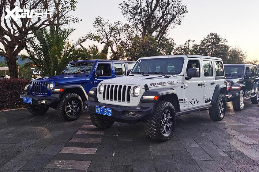 Jeep史迪威公路