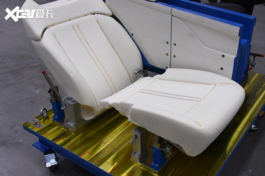 五菱凯捷座椅