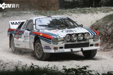 重温经典 盘点WRC赛场上的那些不朽传奇