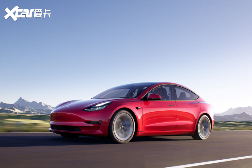 Model 3实拍