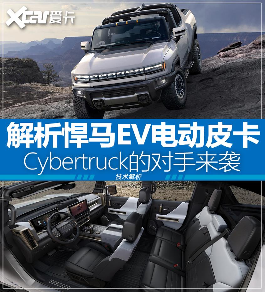 图解悍马EV