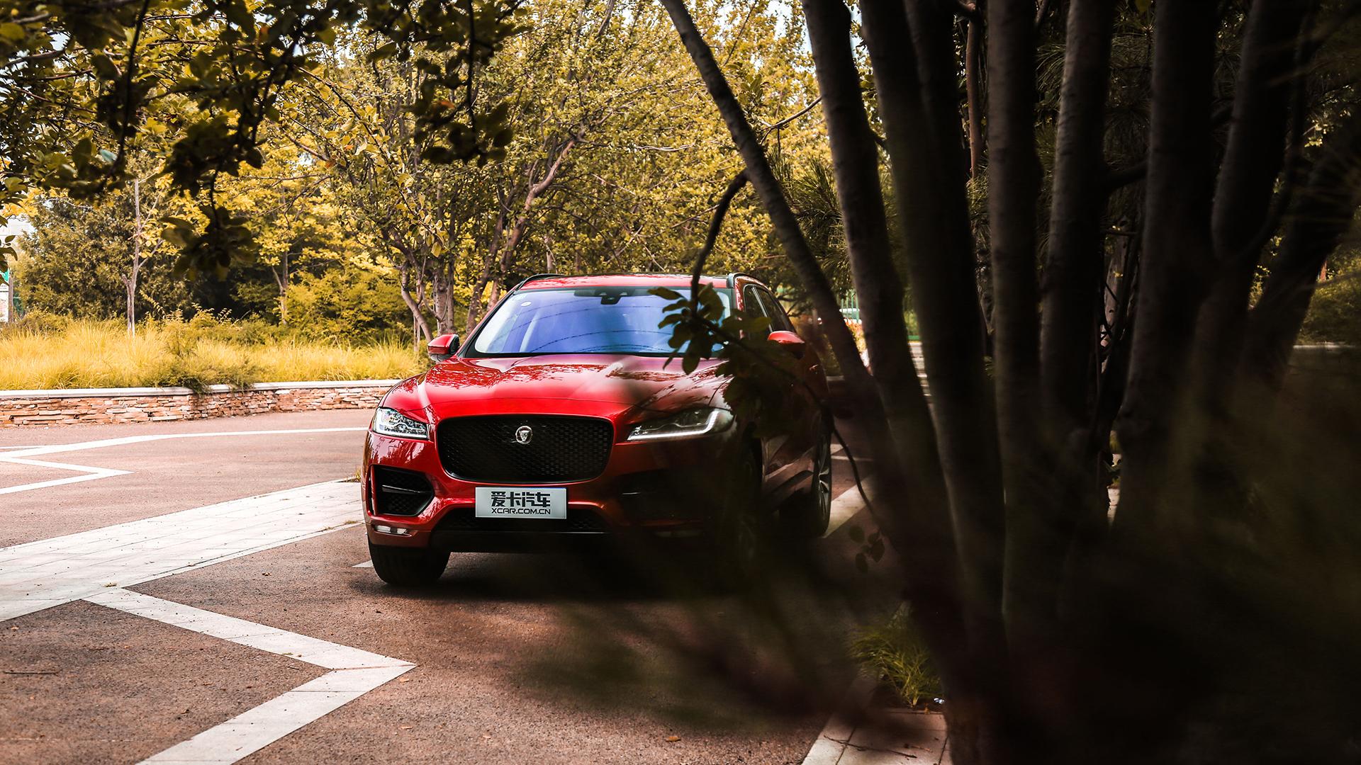 2019款 捷豹F-PACE 2.0T 四驱R-Sport运动版