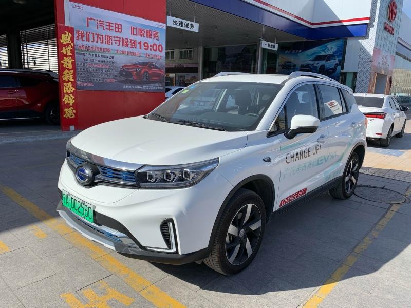 丰田 广汽ix4 EV