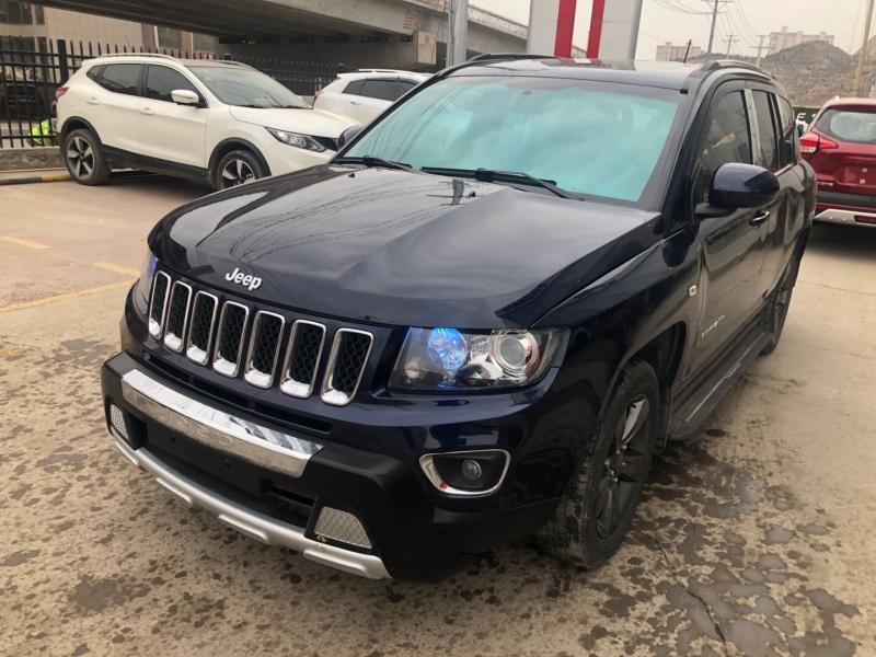 Jeep 指南者(进口)